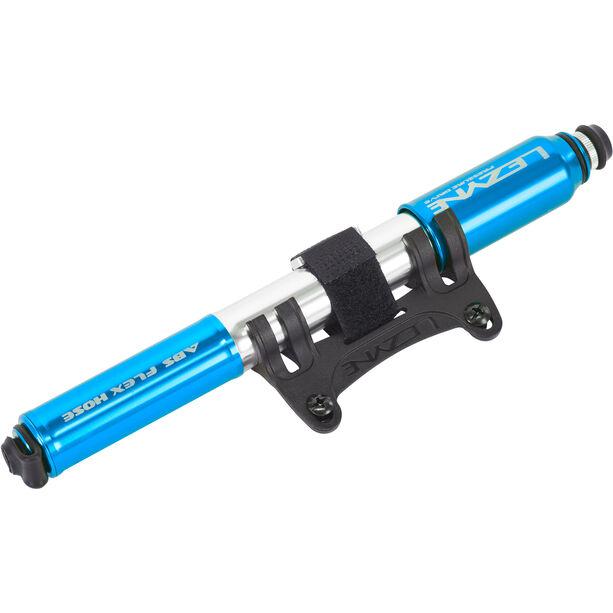 Lezyne Pressure Drive Minipumpe Medium blau