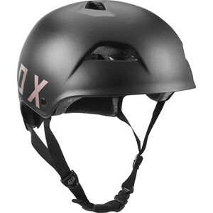 Fox Flight Jump Helmet Herren black black
