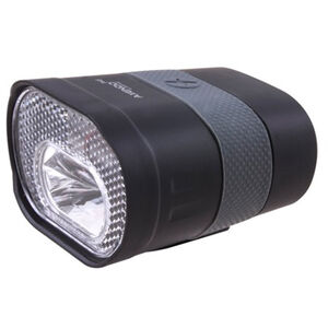 spanninga Axendo 40 Rechargeable Front Light StVZO black black