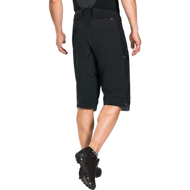 VAUDE eMoab Shorts Herren black