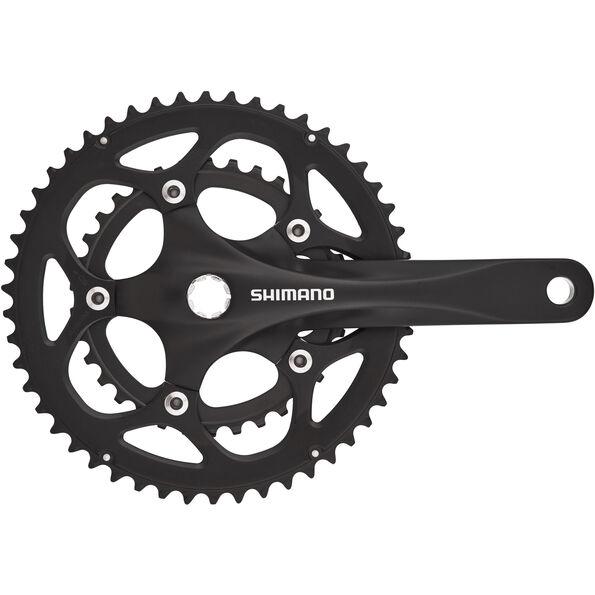 Shimano FC-R345 Kurbelgarnitur 50/34 2x9-fach