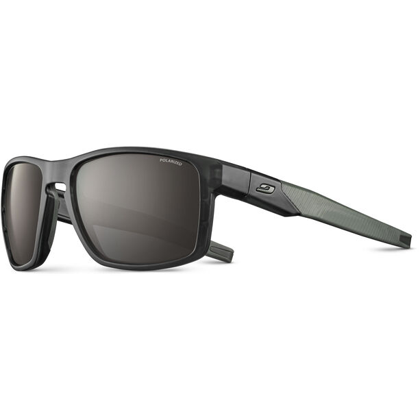Julbo Stream Polarized 3 Sunglasses Herren translucent black/army