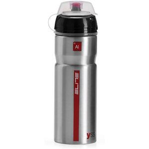 Elite Syssa Trinkflasche 750ml silber glänzend silber glänzend
