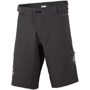 IXS Carve Shorts Herren black black