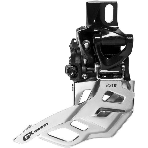 SRAM GX Umwerfer 2x10-fach High Direct Mount Bottom Pull 38/36 Zähne