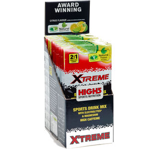 High5 EnergySource Drink Xtreme Box 12x47g Lemon