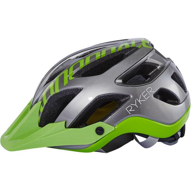 Cannondale Ryker AM Helmet gray/green