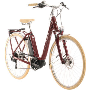 Cube Ella Ride Hybrid 400 Easy Entry red/white red/white