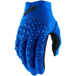 100% Airmatic Gloves blue/black blue/black