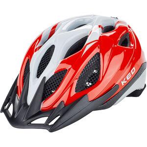 KED Tronus Helmet red pearl red pearl