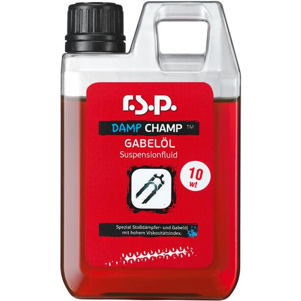 r.s.p. Damp Champ Gabelöl 10 wt, 250 ml