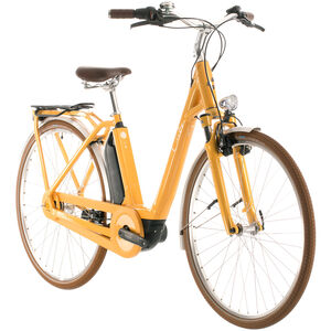 Cube Ella Cruise Hybrid 500 Easy Entry yellow/white yellow/white