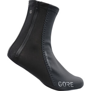 GORE WEAR C5 Windstopper Overshoes black black