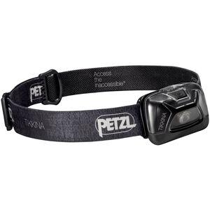 Petzl Tikkina Stirnlampe schwarz schwarz