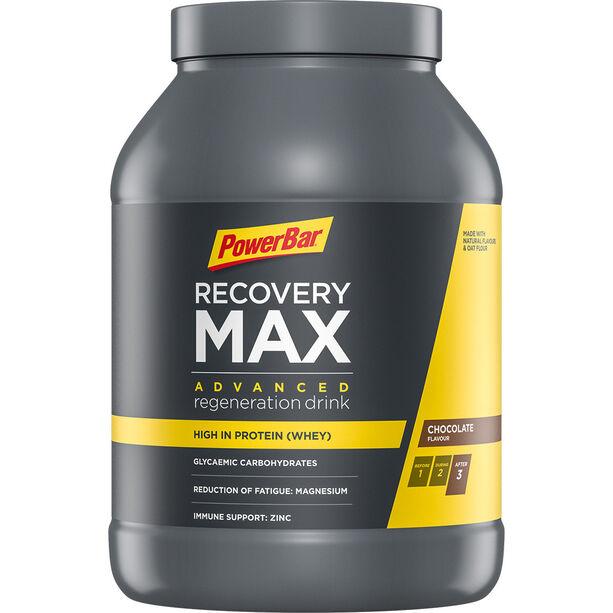 PowerBar Recovery Max Dose 1144g Chocolate