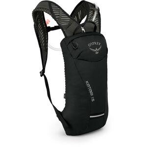 Osprey Katari 1.5 Hydration Backpack Herren black black