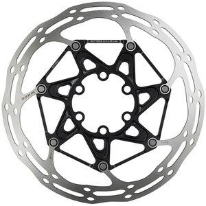 SRAM Centerline Rounded Bremsscheibe zweiteilig silber/schwarz silber/schwarz