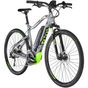 HAIBIKE SDURO Cross 4.0 Herren grau/schwarz/grün bei fahrrad.de Online