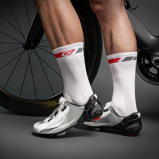 GripGrab Classic High Cut Socks white