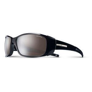 Julbo Montebianco Spectron 4 Sunglasses shiny black-brown flash silver shiny black-brown flash silver