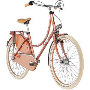 s'cool chiX classic 26 3-S Bronce Red Matt bei fahrrad.de Online