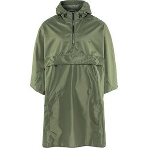 AGU Grant Poncho army green army green