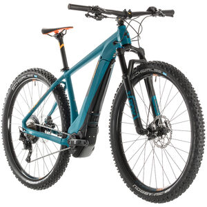 Cube Reaction Hybrid SLT 500 Pinetree'n'Orange bei fahrrad.de Online