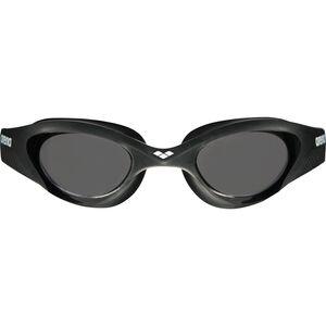 arena The One Goggles smoke-grey-black smoke-grey-black