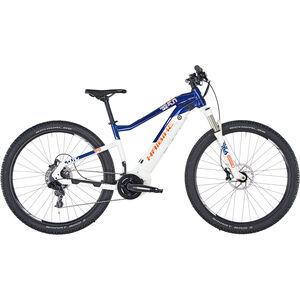 HAIBIKE SDURO HardNine 5.0 weiß/blau/orange bei fahrrad.de Online