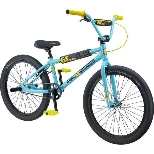 """GT Bicycles Pro Series Heritage 24"""" blue/black/yellow"""