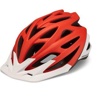 Cannondale Radius MTN Helmet red/white red/white
