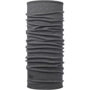 Buff Midweight Merino Wool Neck Tube grey melange grey melange