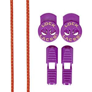 Lock Laces Run Laces Purple Cactus purple cactus