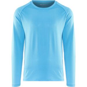 POC Resistance DH LS Jersey Herren furfural blue furfural blue