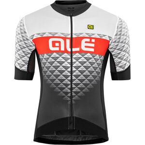 Alé Cycling PRS Hexa SS Jersey Herren black-white black-white