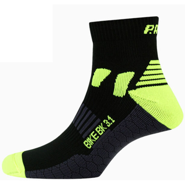 P.A.C. BK 3.1 Bike Cool Socks Herren black