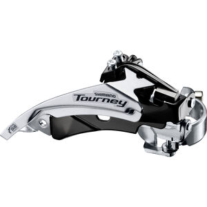 Shimano Tourney FD-TY510 Umwerfer Schelle Top Swing 63-66° 6/7-fach