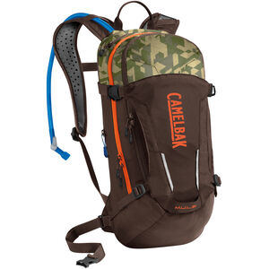 CamelBak M.U.L.E. Hydration Pack 3l brown seal/camelflage brown seal/camelflage