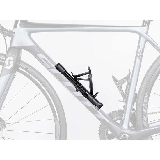 Topeak Roadie DAX Minipumpe schwarz bei fahrrad.de Online