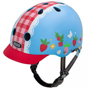 Nutcase Little Nutty Street Helmet Kinder berry sweet berry sweet