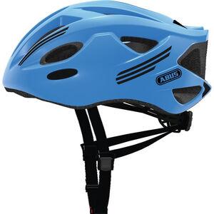 ABUS S-Cension Helmet neon blue neon blue