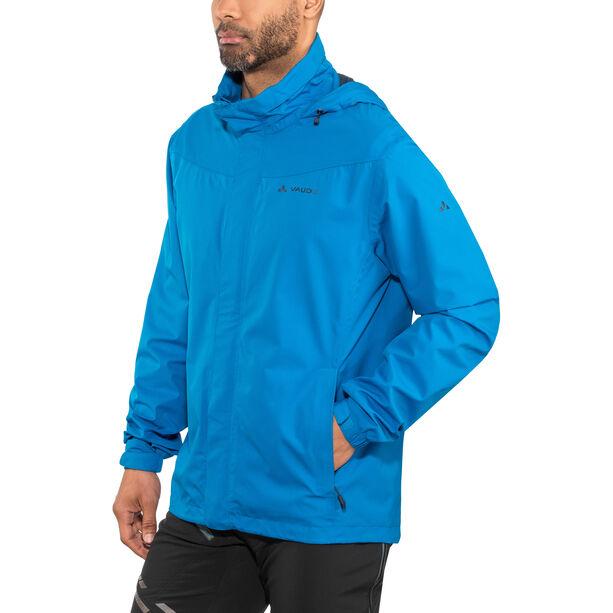 VAUDE Escape Bike Light Jacket Herren radiate blue