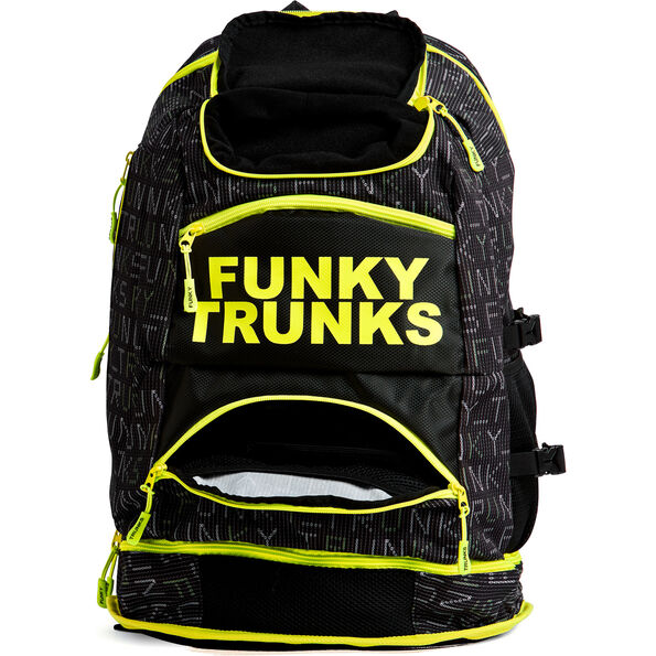 Funky Trunks Elite Squad Backpack binary bro
