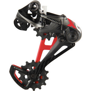 SRAM X.01 Eagle Type 2.1 Schaltwerk 12-fach schwarz-rot schwarz-rot