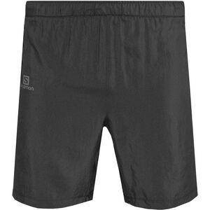 Salomon Agile 2in1 Shorts Herren black black