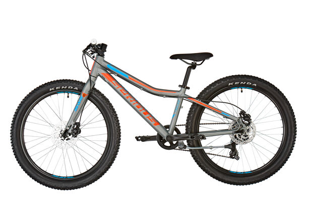 Serious Trailkid 24 Kinder grey