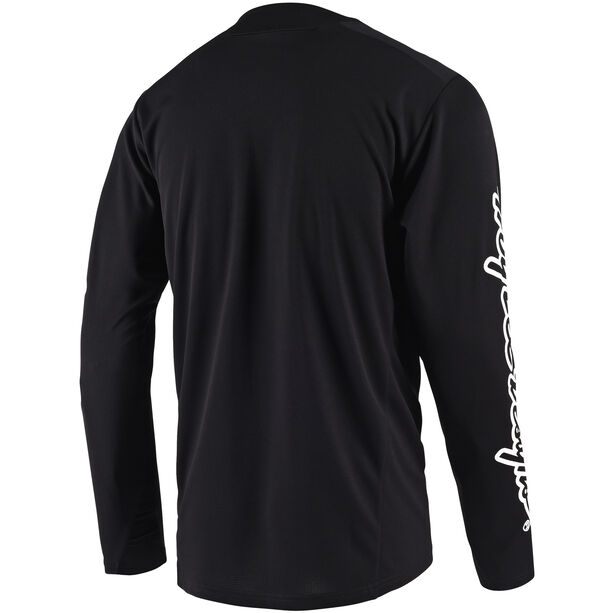 Troy Lee Designs Sprint LS Jersey Herren black