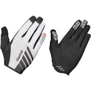GripGrab Racing InsideGrip Full Finger Gloves white white