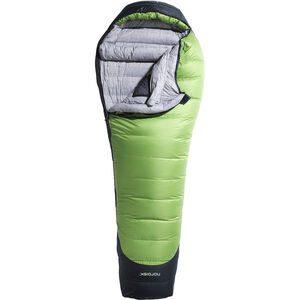 Nordisk Celsius -18° Sleeping Bag M peridot green/black peridot green/black