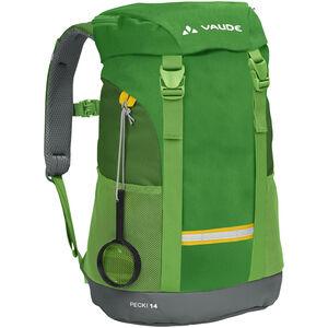 VAUDE Pecki 14 Backpack Kinder parrot green parrot green